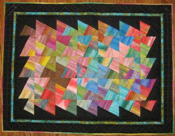 Three Bright Quilts Runandsewquiltss Weblog