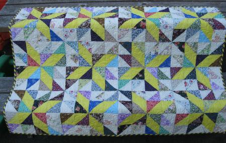 France quilt