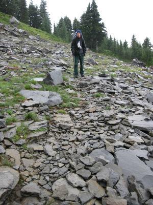 rock crossing