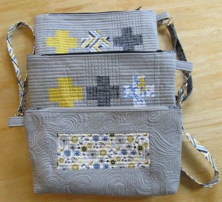 Quiltcon purses