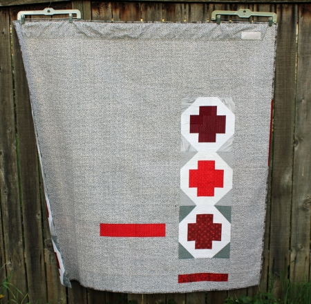Red Cross Copycat back