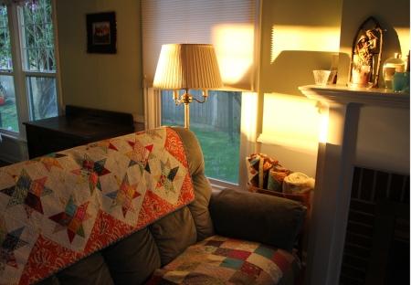Morning light may 2013