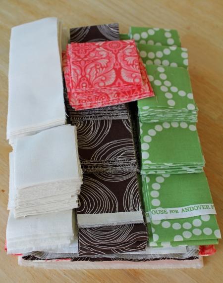 Mystery Fabric Cuts