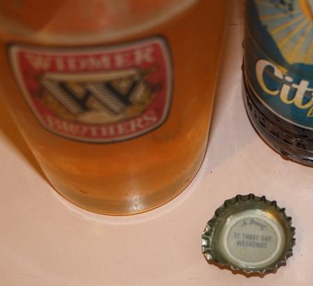 Widmer Beer Cap
