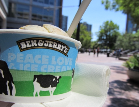 4T Ben and Jerrys