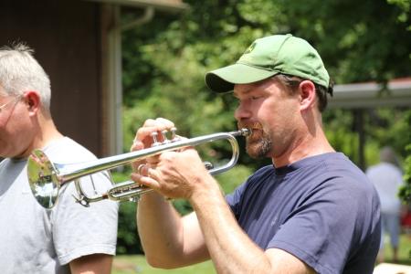 Brian trumpet