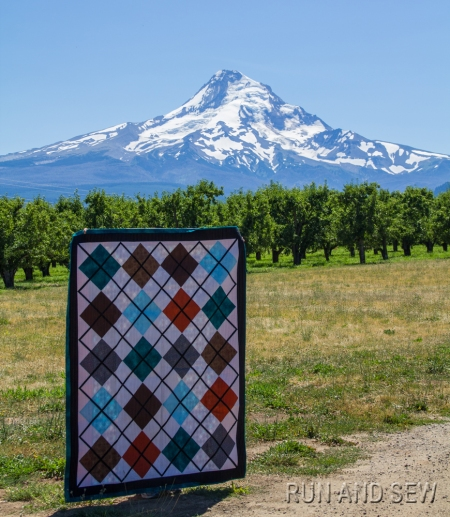 Kacy quilt at Mt