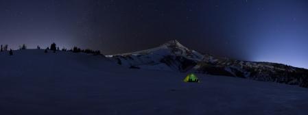 Boy Scout Ridge Panorama