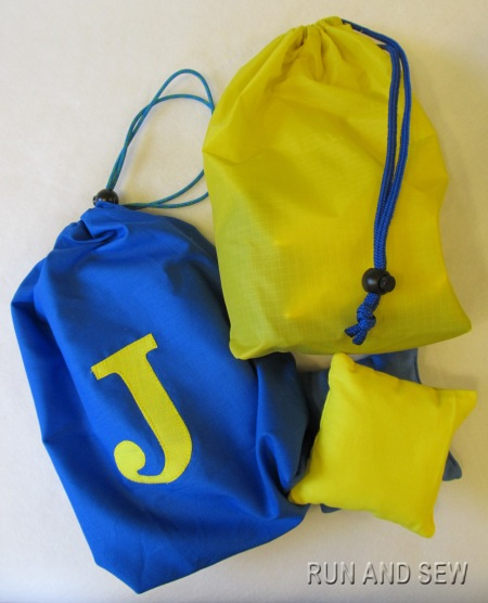 Ditty Bag for St Matthew and John