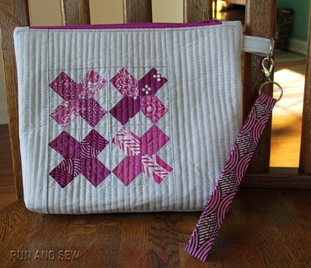 Pantone 2014 Challenge Mini Quilt