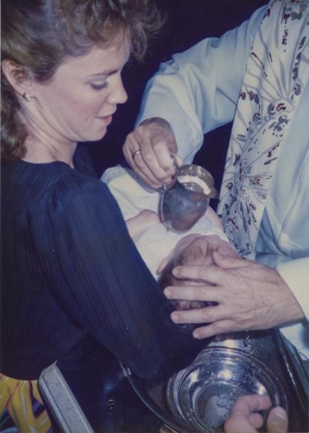 Sarah Baptism picture 02