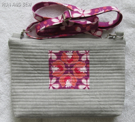 Panama Purse back