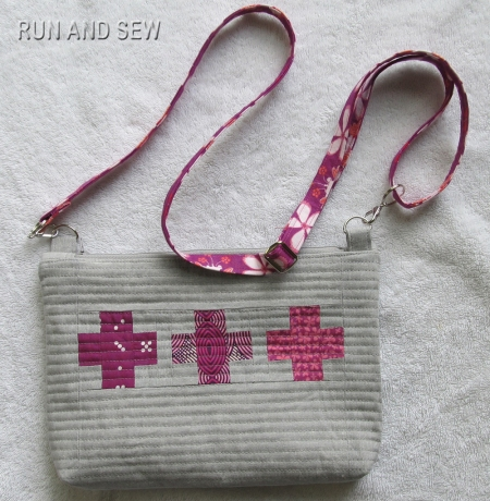 Panama Purse on white