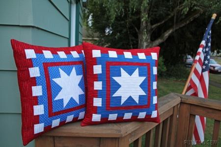 July 4 2014 Pillows
