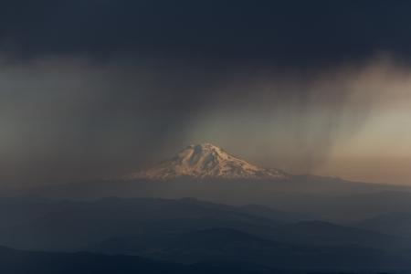 Mt Adams Rain