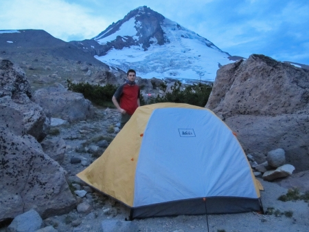 Andrew Tent Cooper Spur