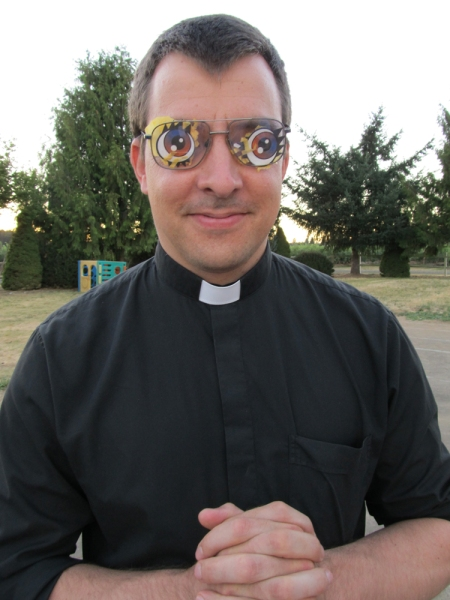 Deacon Scott w eye