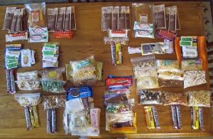 Food for Yosemite
