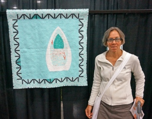 EXPO Bridge quilt