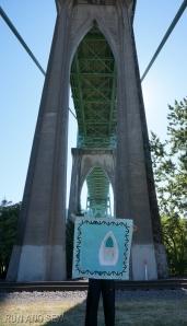 St John Bridge closer