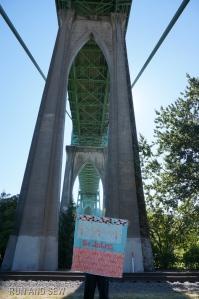 St Johns Bridge back