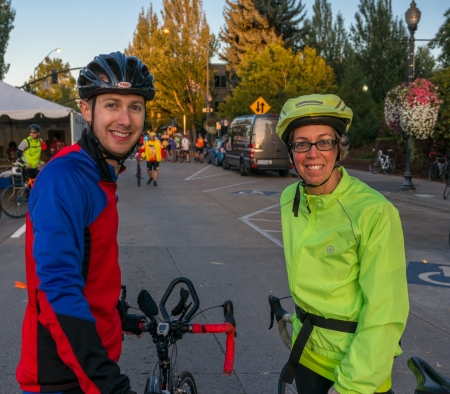 Start Bike Ride