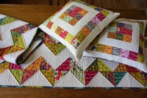 Lucky Penny Quilted Items