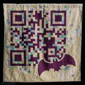 2015 Quiltcon SCAN ME entire