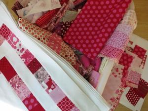 Valentine 2015 Sewing