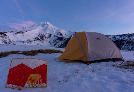 Tent Quilt