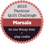 Marsala button
