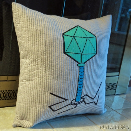 Virus Pillow