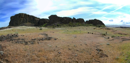 Horsethief butte pano
