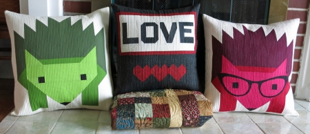 Pillows for Molly
