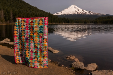 Tales of Cloth Copycat at Trillium Lake watermark