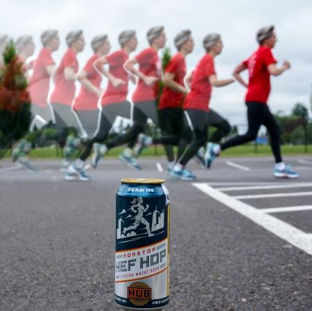 Fade in Running
