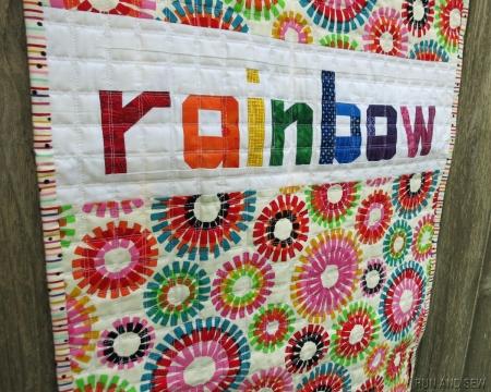 Rainbow Mini back close