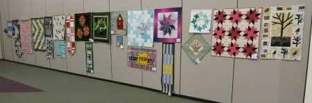 WQG Challenge Quilts 2015