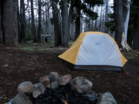 53 Cairn Basin Camp