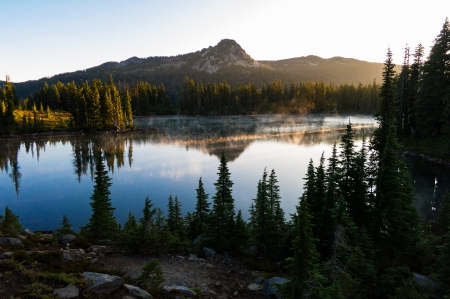 Scout Lake Early Morning