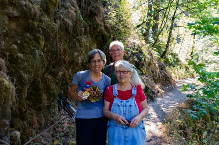 Portland Hikers Eagle Creek