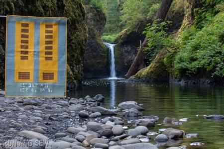 REI 7733 Quilt Punchbowl Falls