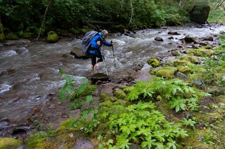Ann Crossing Muddy Fork