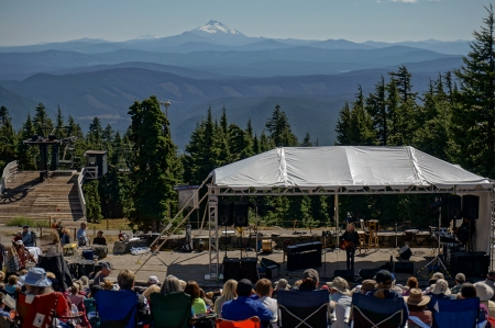 Timberline Lodge Folk Music Festival