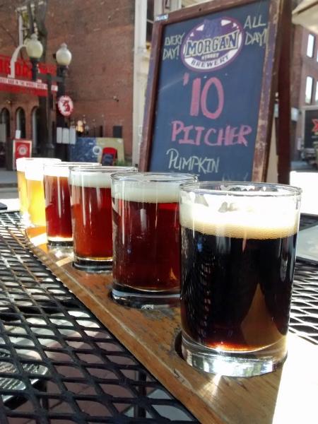Morgan Street Brew