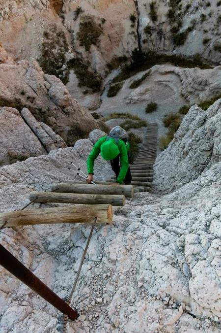 Notch Trail Climb