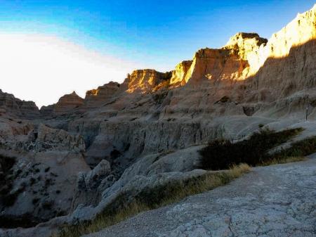 Notch Trail View