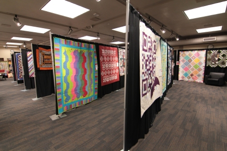 Quilts from left