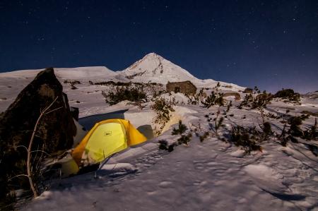 Tent Moonlight