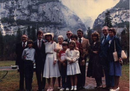 Yosemite w Dad